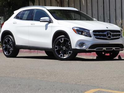 2019 Mercedes-Benz GLA SUV lease in Walnut Creek,CA - Swapalease.com