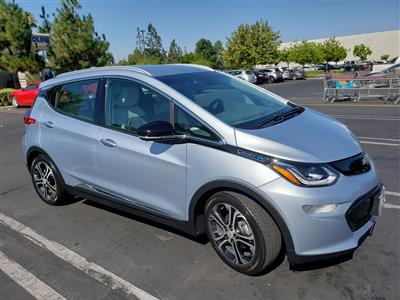 2018 Chevrolet Bolt EV lease in Northridge,CA - Swapalease.com