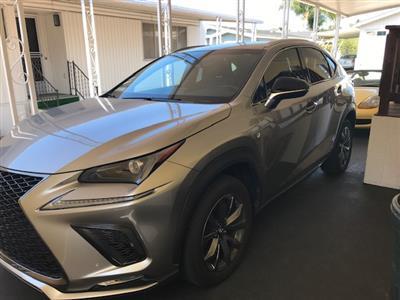 2018 Lexus NX 300 F Sport lease in Encinitas,CA - Swapalease.com