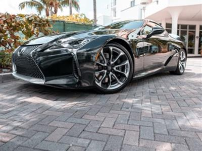 2018 Lexus LC lease in North Bay Village,FL - Swapalease.com