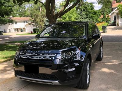 2018 Land Rover Discovery Sport lease in Charleston,SC - Swapalease.com
