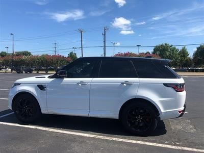 2019 Land Rover Range Rover Sport lease in Dallas,TX - Swapalease.com