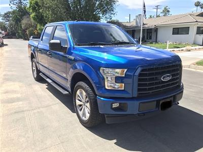 2017 Ford F-150 lease in Glendale,CA - Swapalease.com