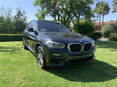 2019 BMW X3 lease in BEVERLY HILLS,CA - Swapalease.com