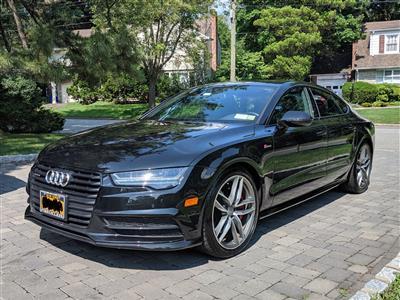 2018 Audi A7 lease in Tenafly,NJ - Swapalease.com