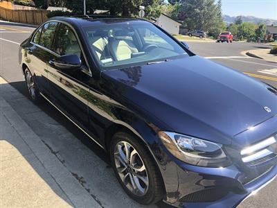 2018 Mercedes-Benz C-Class lease in Danville,CA - Swapalease.com