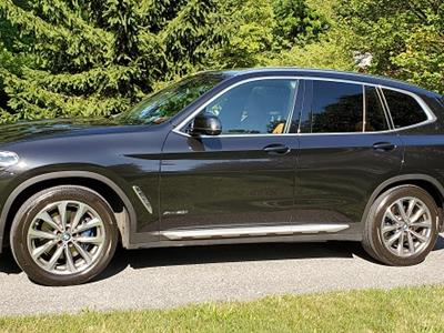 2018 BMW X3 lease in West Chester,PA - Swapalease.com