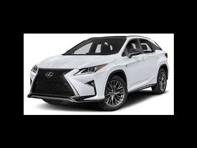 2017 Lexus RX 350 F Sport lease in Milwaukee,WI - Swapalease.com
