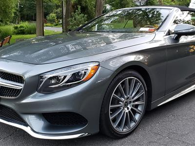 2017 Mercedes-Benz S-Class Cabriolet lease in Old Westbury,NY - Swapalease.com