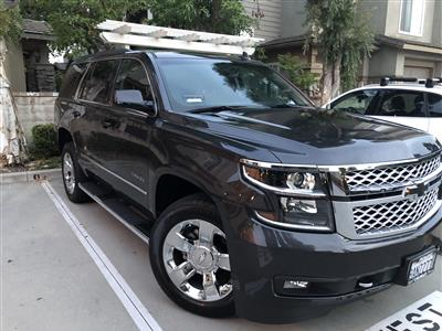 2017 Chevrolet Tahoe lease in Long Beach,CA - Swapalease.com