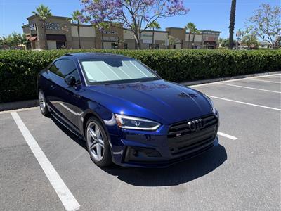 2018 Audi S5 Coupe lease in La Mesa,CA - Swapalease.com
