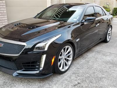 2019 Cadillac CTS-V lease in Houston,TX - Swapalease.com