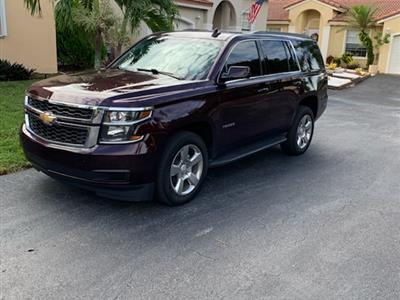 2017 Chevrolet Tahoe lease in Sunrise,FL - Swapalease.com