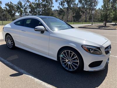 2018 Mercedes-Benz C-Class lease in San Diego,CA - Swapalease.com