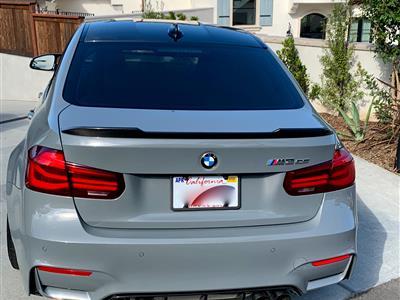 2018 BMW M3 CS lease in Del Mar,CA - Swapalease.com