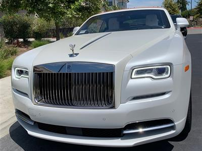 2017 Rolls-Royce Dawn lease in fountain valley,CA - Swapalease.com