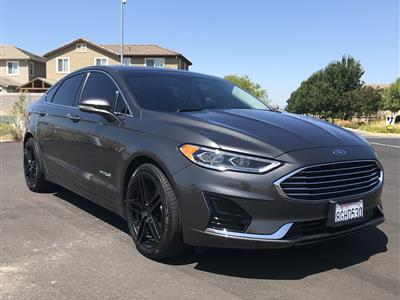 2019 Ford Fusion Hybrid lease in Elk Grove,CA - Swapalease.com