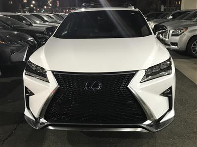 2019 Lexus RX 450h F Sport lease in Queens,NY - Swapalease.com