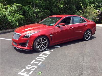 2019 Cadillac CTS-V lease in Bala Cynwyd,PA - Swapalease.com