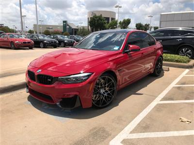 2018 BMW M3 lease in Houston,TX - Swapalease.com