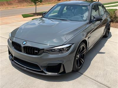 2018 BMW M3 lease in Huntersville,NC - Swapalease.com