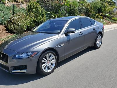 2018 Jaguar XF lease in San Diego,CA - Swapalease.com