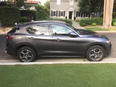 2018 Alfa Romeo Stelvio lease in Santa Monica,CA - Swapalease.com