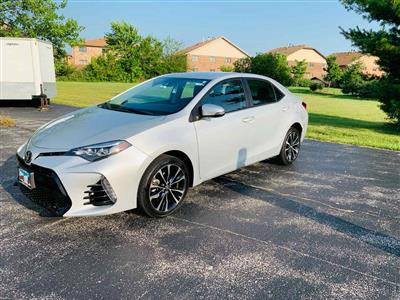 2018 Toyota Corolla lease in Tinley Park,IL - Swapalease.com