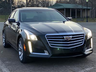 2018 Cadillac CTS lease in Dearborn,MI - Swapalease.com