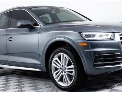 2018 Audi Q5 lease in Darien,CT - Swapalease.com