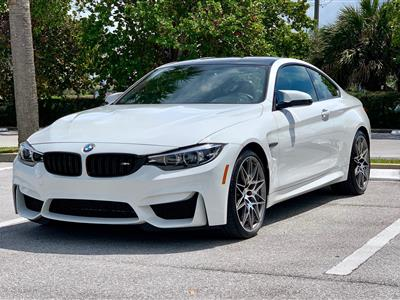 2018 BMW M4 lease in West Palm Beach,FL - Swapalease.com