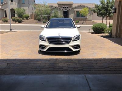 2019 Mercedes-Benz S-Class lease in Peoria,AZ - Swapalease.com