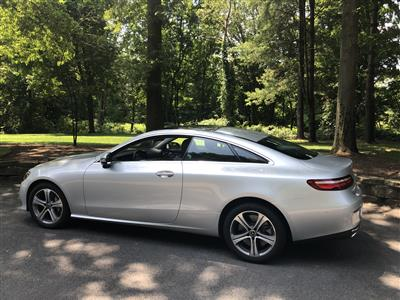 2018 Mercedes-Benz E-Class lease in Stamford,CT - Swapalease.com