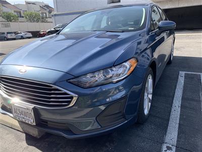 2019 Ford Fusion Hybrid lease in Northridge ,CA - Swapalease.com
