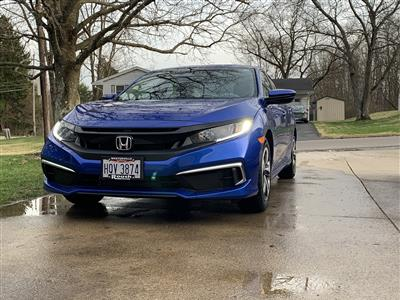 2019 Honda Civic lease in mansfield,OH - Swapalease.com