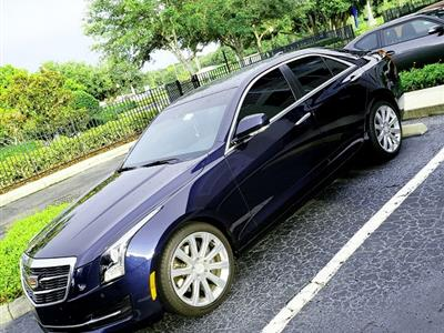 2018 Cadillac ATS lease in Port Charlotte,FL - Swapalease.com