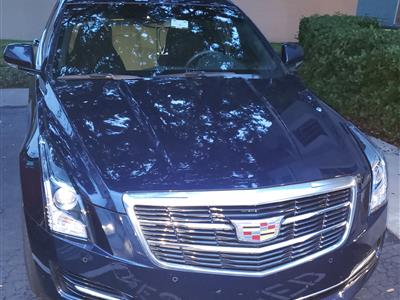 2018 Cadillac ATS lease in Pinellas Park,FL - Swapalease.com
