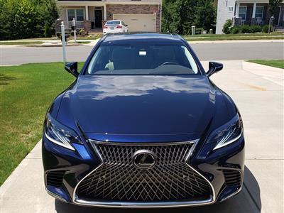 2018 Lexus LS 500 lease in Mebane,NC - Swapalease.com