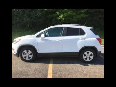 2019 Chevrolet Trax lease in LIvonia,MI - Swapalease.com