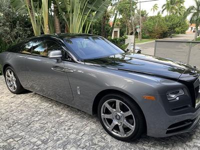 2019 Rolls-Royce Wraith lease in Miami Beach,FL - Swapalease.com