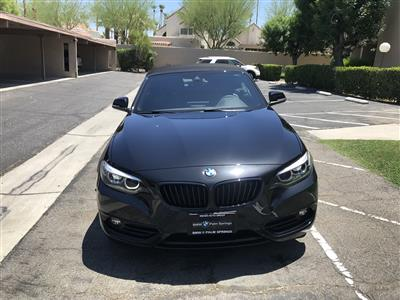 2018 BMW 2 Series lease in Rancho Mirage,CA - Swapalease.com