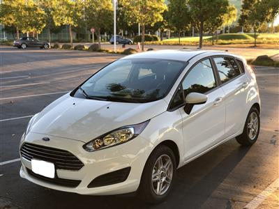 2018 Ford Fiesta lease in Redwood City,CA - Swapalease.com