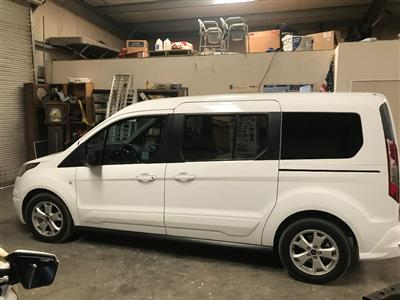 2015 Ford Transit Connect lease in Oak Hills ,CA - Swapalease.com