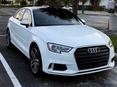 2018 Audi A3 lease in West Palm Beach,FL - Swapalease.com