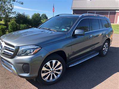 2018 Mercedes-Benz GLS-Class lease in Collegeville,PA - Swapalease.com