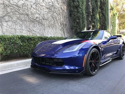 2019 Chevrolet Corvette lease in Glendale,CA - Swapalease.com