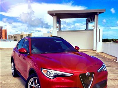2018 Alfa Romeo Stelvio lease in Miramar,FL - Swapalease.com