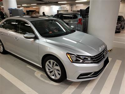 2018 Volkswagen Passat lease in New York,NY - Swapalease.com