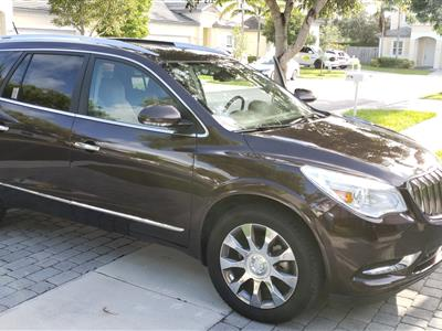 2017 Buick Enclave lease in Homestead,FL - Swapalease.com