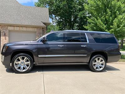 2018 Cadillac Escalade ESV lease in Burr Ridge,IL - Swapalease.com